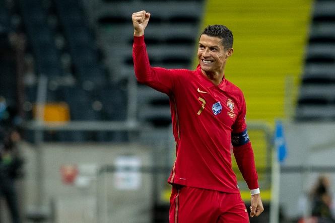 Cristiano Ronaldo đe dọa kỷ lục của Ramos trước Euro 2021