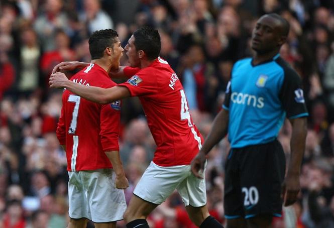 Ronaldo đạt thành tích ấn tượng thế nào với MU trước Aston Villa?