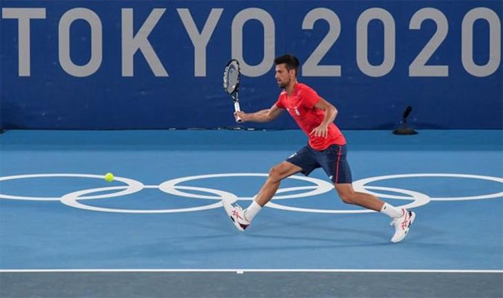 Lịch thi đấu và kết quả tennis Olympic Tokyo 2021 mới nhất