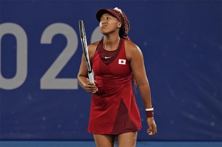 Kết quả tennis Olympic mới nhất: Sốc khi Naomi Osaka bị loại,