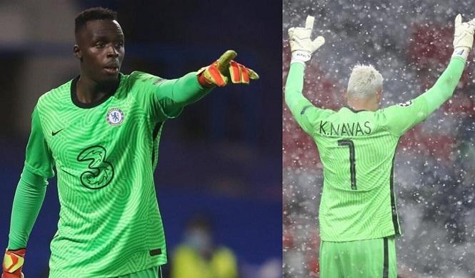Thủ môn Chelsea có thể sánh ngang kỷ lục của Navas ở Champions League