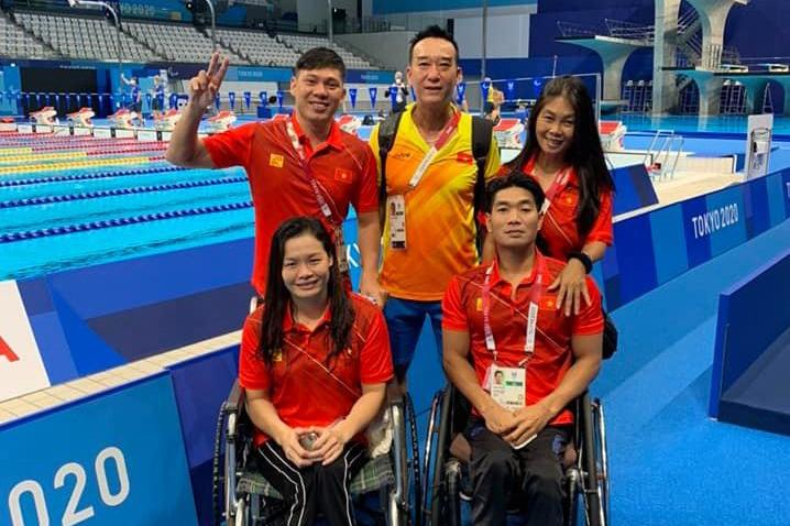 Bích Như, Thanh Tùng không vào chung kết bơi Paralympic Tokyo 30/8/2021