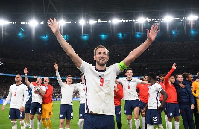 Tuyển Anh giữ bóng lâu nhất EURO 2021 để kết thúc giấc mơ của Đan Mạch
