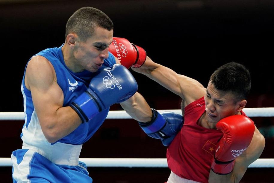 Nguyễn Văn Đương nói gì trước lần thứ 2 lên đài Boxing Olympic Tokyo?