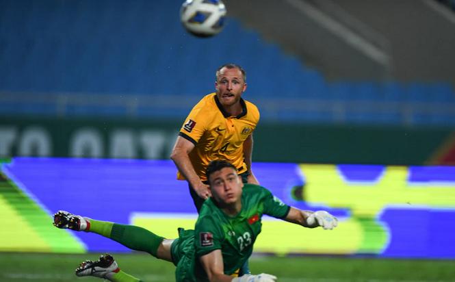 Báo Australia nói gì sau trận thắng Việt Nam?