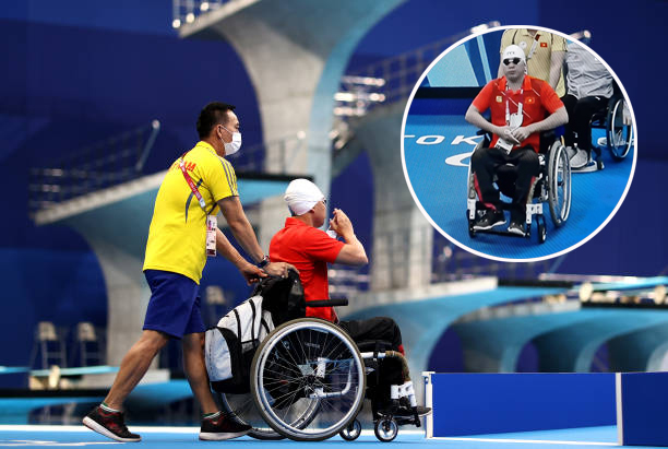 Võ Thanh Tùng phạm quy, mất thành tích bơi 50m bướm S5 Paralympic Tokyo